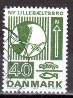 Dänemark 1972 Mi. 532 Gestempelt (br1199) - Dinamarca