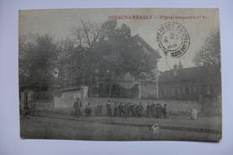 CARTE POSTALE - FRANCE - FOURCHAMBAULT - HÔPITAL TEMPORAIRE N°51 - GROUPE D'ENFANTS - 1916 - Frankrijk