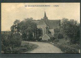CPA - LE RELECQ - PLOUNEOUR MENEZ - L'Eglise - Frankreich