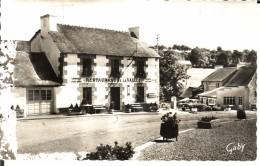 SAINT GILLES VIEUX MARCHE -- Hôtel Restaurant De La Vallée -- CPSM De 1963 - Saint-Gilles-Vieux-Marché