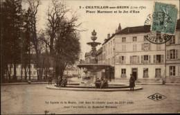 21 - CHATILLON-SUR-SEINE - Militaires - Chatillon Sur Seine