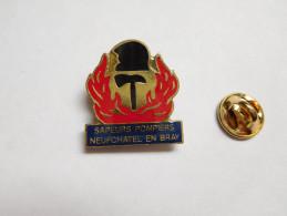 Pompiers SP , Neufchâtel En Bray , Seine Maritime - Brandweerman