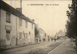 21 - CHAMPDOTRE - Poste - France