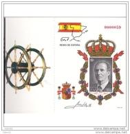 ESPO64ANR-AL3629TVFR.Espagne .Spain.CARNET DEL REY D. JUAN CARLOS L.1998.(Ed  PO 64A/6D-NR).Sin Charnela.. RARO - Familias Reales
