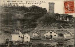21 - MONTBARD - Abattoir - Montbard