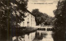 21 - CHAMPDOTRE - Moulin à Eau - France