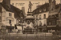 21 - DIJON - Statue - Fontaine - Dijon