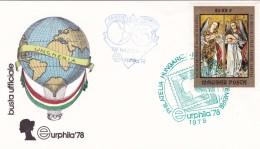 Hongrie - Lettre - Marcophilie