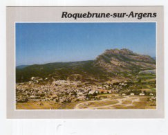 Dept 83,Var,Cpm Roquebrune Sur Argens,Vue Générale Aérienne - Roquebrune-sur-Argens