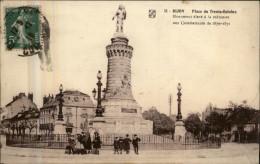 21 - DIJON - Momument Aux Morts 70 - Guerre 1870 - Dijon