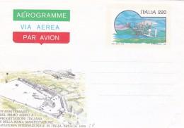 Italie - Aérogramme - 6. 1946-.. Repubblica