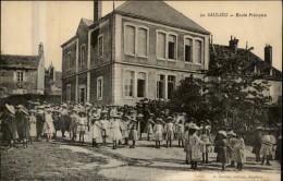 21 - SAULIEU - Ecole Primaire - Saulieu
