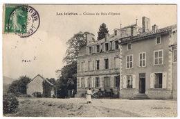 LES ISLETTES  CHÂTEAU DU BOIS D'EPENSE - Sonstige Gemeinden