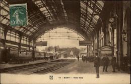 21 - DIJON - Gare - Train - Dijon