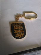 Superbe Porte Clé JERSEY Metal - Key-rings
