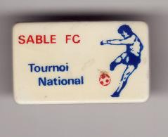 Tournoi National -- SABLE F.C -- Football ( Dép  72 ) - Football