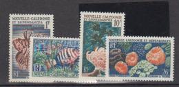 NOUVELLE CALEDONIE     1959                   N .  291  / 294       COTE     14 , 90   EUROS          ( D 464 ) - Nouvelle-Calédonie