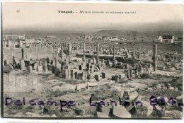 - 21 - TIMGAD - Thermes Maison Adossée Au Nouveau Marché, Peu Courante, Non écrite, TBE, Scans. - Algerije