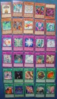 Yu-Gi-Oh ! : 30 Japanese Trading Cards - Yu-Gi-Oh