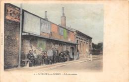 80-SAINT-VALERY-SUR-SOMME- ECH COIN MINTEU - Saint Valery Sur Somme