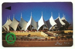 Arabia Saudita - Tessera Telefonica Da 100 Riyals T137, - Arabia Saudita