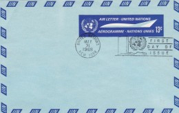 Nations Unies - Entiers Postaux - Sonstige