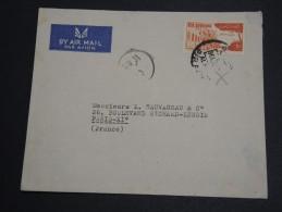 SYRIE - Enveloppe Pour La France , Affr. Plaisant - A Voir - L 2867 - Syrie