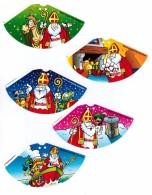 Eierhütchen Noël Holland 2004 Série Complète - Kinder & Diddl