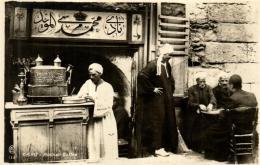 A 542 - Egypte    Le Caire      Arabian Coffée - Alexandrië