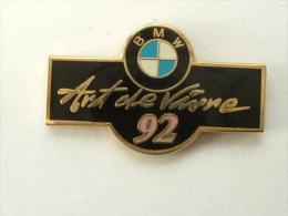 PIN´S BMW - ART DE VIVRE 92 - BMW