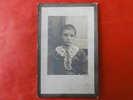 Doodsprentje Josephina Heyvaerts , Geboren Te Baasrode (Dendermonde) 1902, Overleden 1917 - Images Religieuses