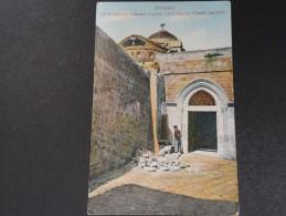 ISRAËL - Carte Postale De Jérusalem , Couvent Cophte 1920 - A Voir - L 2885 - Israel