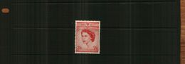 SOUTHERN RHODESIA - QE11 - 1953- CORONATION - 1 Stamp - MNH - Stamps