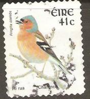 Ireland 2002 SG 1493 41c Definitive Self Adhesive Fine Used - 1949-... Repubblica D'Irlanda