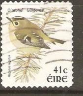 Ireland 2002 SG 1494 41c Definitive Self Adhesive Fine Used - 1949-... Repubblica D'Irlanda