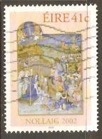 Ireland 2002 SG 1560 Christmas Fine Used - 1949-... Repubblica D'Irlanda