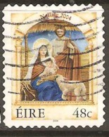 Ireland 2004 SG 1714 Christmas Self Adhesive Fine Used - 1949-... Repubblica D'Irlanda