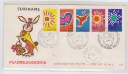 Surinam FDC 1970 - Surinam