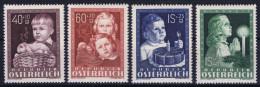 Osterreich Mi Nr 929 - 932 MNH/** Sans Charnière  Postfrisch - 1945-.... 2. Republik