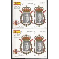 ESPO64ASTV-LFTPRO074TCFR.Espagne .Spain.CARNET DEL REY D. JUAN CARLOS L.1998.(Ed  PO 64A/6D).Sin Charnela. - Familias Reales