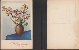 7375) AUGURALE BUON COMPLEANNO NONI VIAGGIATA 1935 CIRCA - Geburtstag
