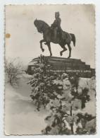 Isère - 38 - Le Monument Napoléon A Laffrey Route  Mure 1942 , écrit J'ai Gravé Mon Nom Sur Le Cheval. Mollaret Grenoble - Laffrey