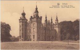 27896g  MAISON COMMUNALE - ANCIEN CHATEAU DE VIRON - GEMENTEHUIS - OUD KASTEEL DE VIRON - Dilbeek - Dilbeek
