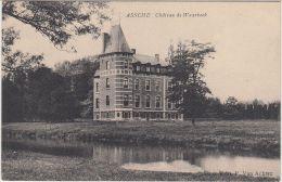 27912g  CHATEAU DE  WAARBEEK - KASTEEL - Assche