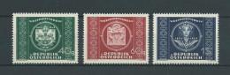 SATZ ANK. 955 - 957  Postfrisch Siehe Scan - 1945-60 Unused Stamps