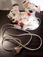 """Veilleuse Vintage """"Les 101 Dalmatiens"""" De Walt Disney - Non Classés"""