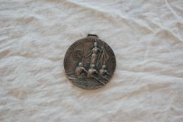 MEDAILLE CHAMPIONNAT ESPAGNOL D AVIRON - Remo