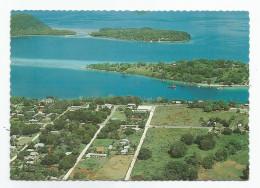 Océanie - Port Vila Vanuatu Vue Aérienne Off Shore Islands - Vanuatu