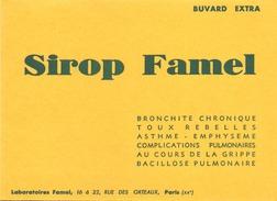 Buvard Sirop Famel - Produits Pharmaceutiques