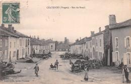 ¤¤  -  CHATENOIS    -   Rue Du Breuil   -  ¤¤ - Chatenois